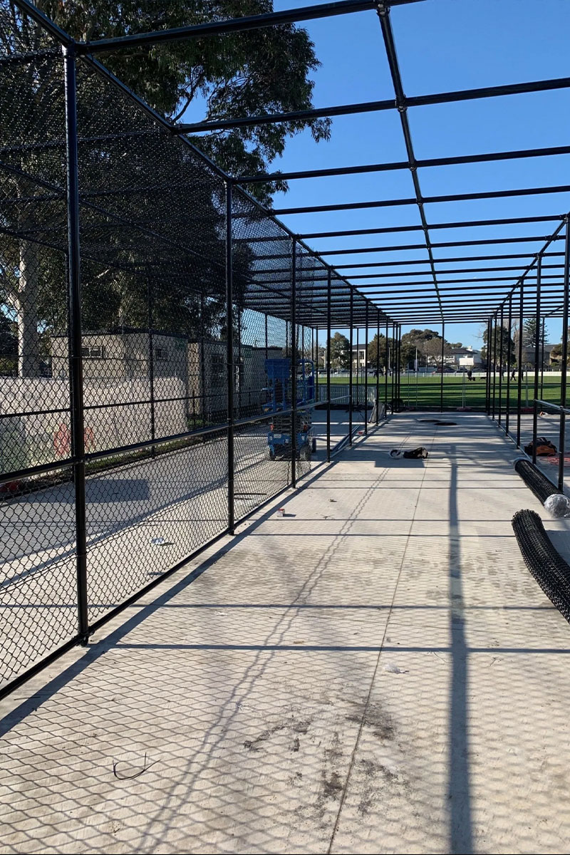 Commercial Sports Fencing in Melbourne