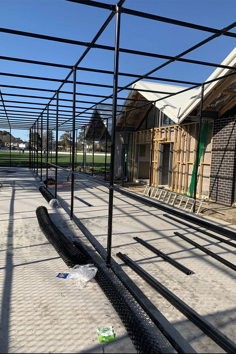 Cricket Net - Sports Fencing Melbourne