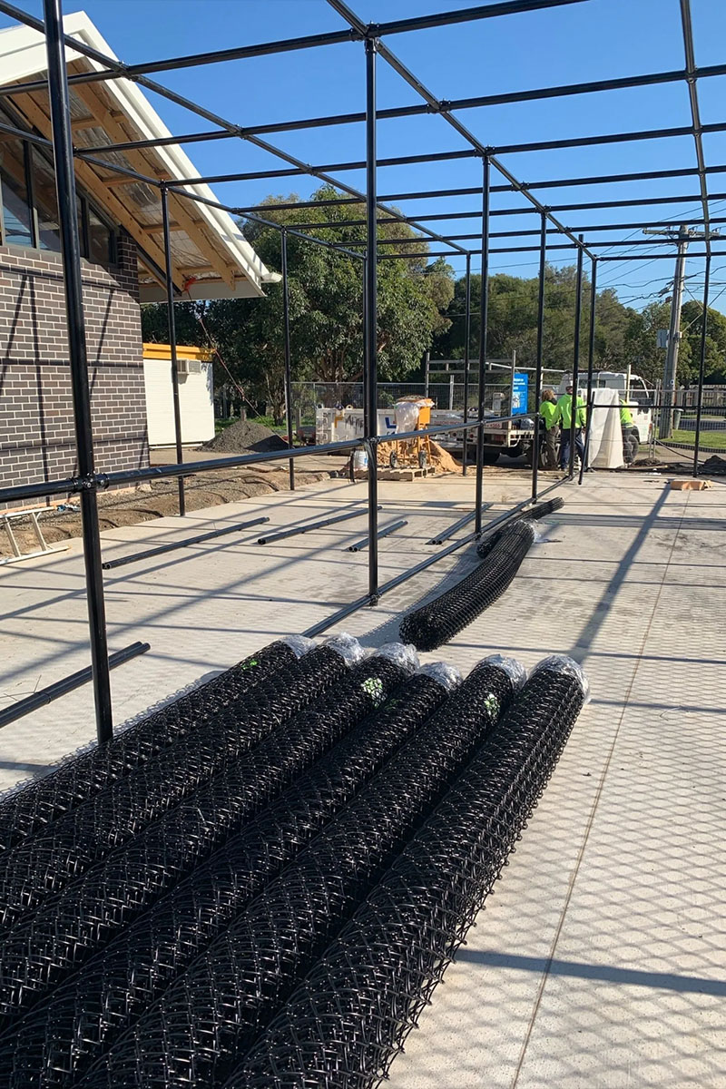 Industrial Sports Fencing Melbourne, Victoria