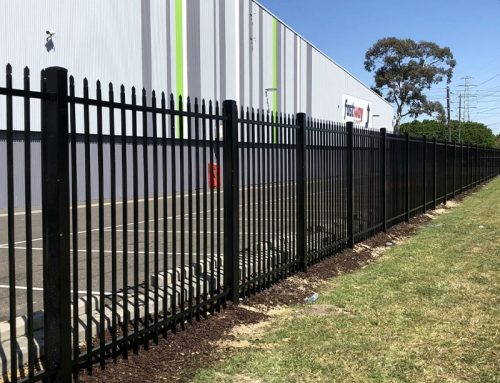 Steel Palisade Fencing Benefits