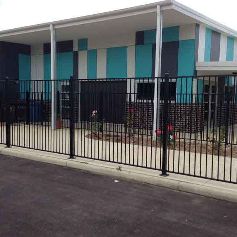 Business Tubular Steel Fencing Melbourne