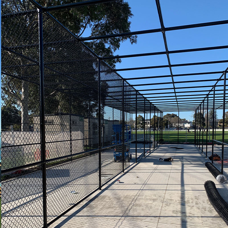 Chain Mesh Fencing Melbourne