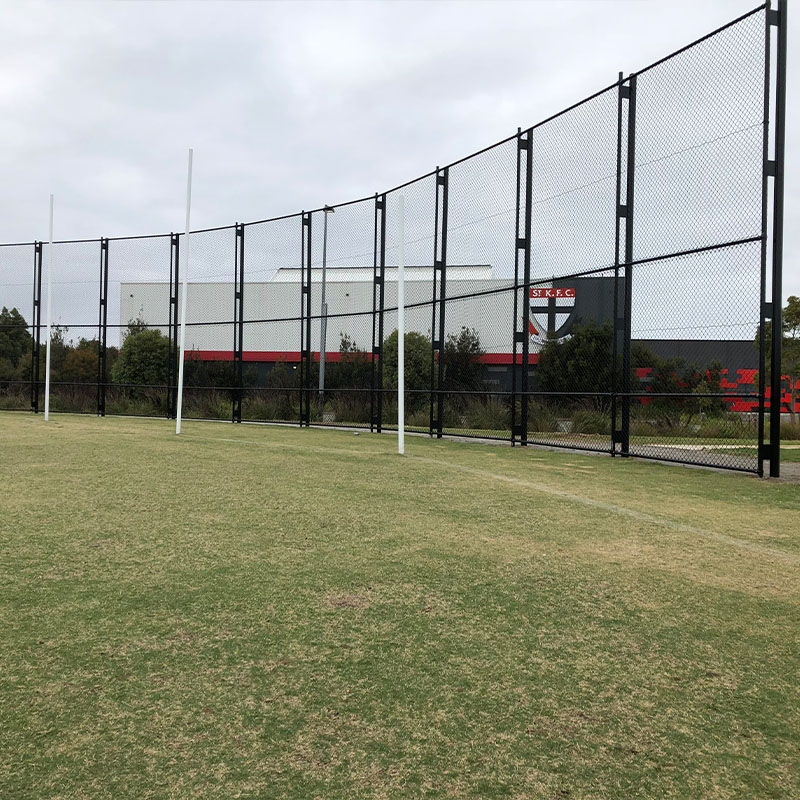 Commercial Sports Fencing Melbourne