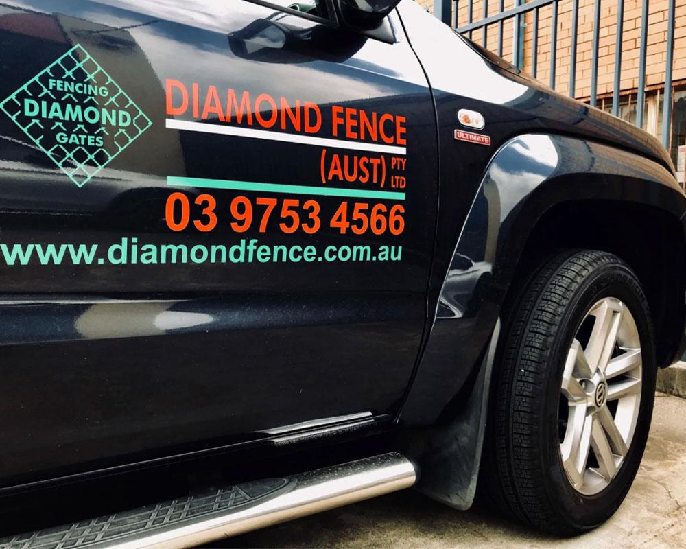 Diamond Fence Supply & Install