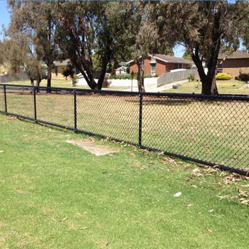 How to Repair Rusting Sports Fencing Posts