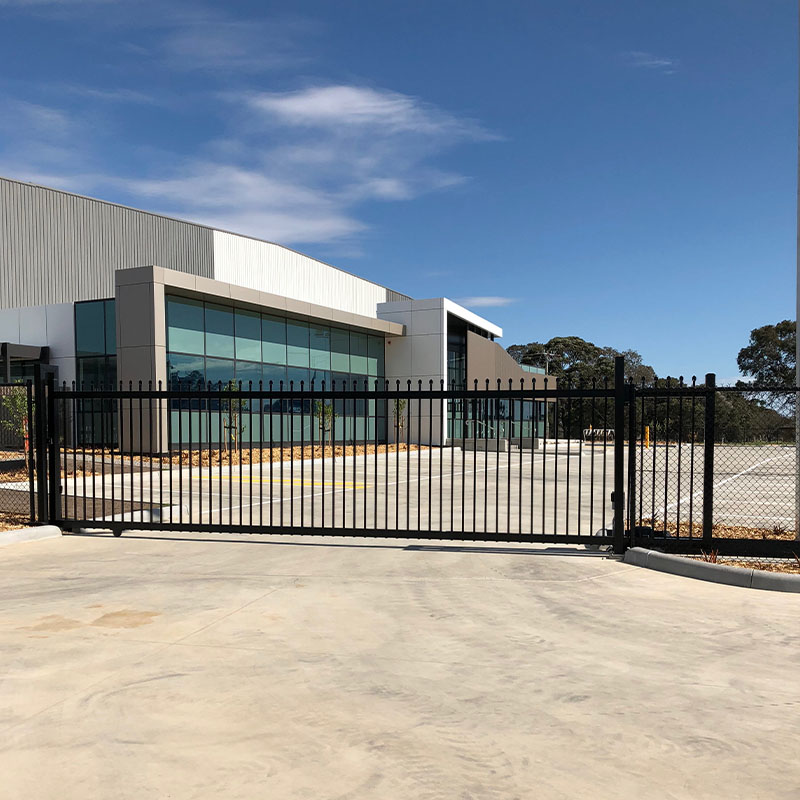 Industrial Fencing Melbourne