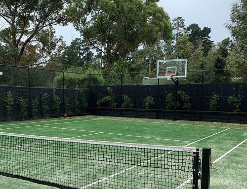 Pool Fencing, Tennis Court Fencing & Other Sports Ground Fencing
