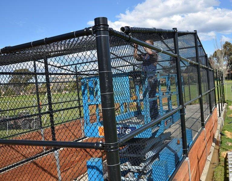 cricket sport fence in Victoria