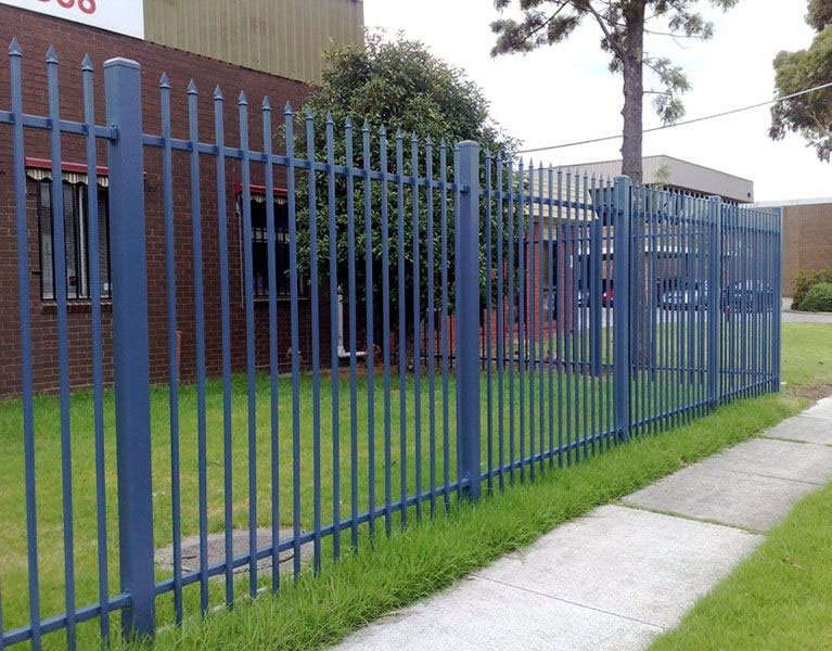 office security fence Melbourne
