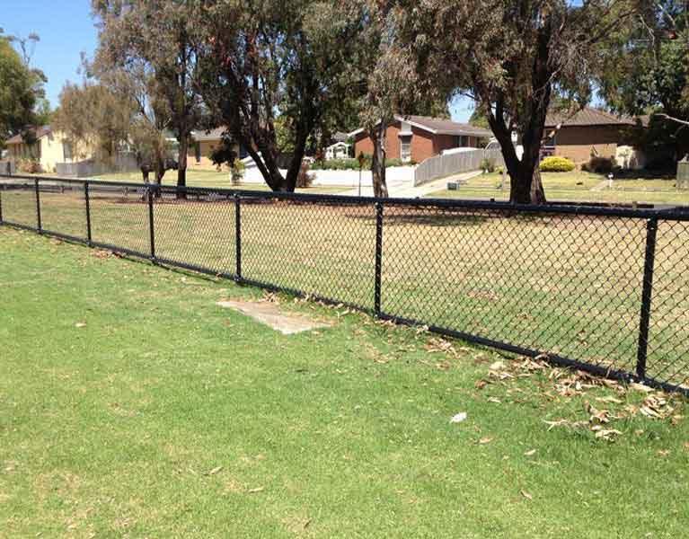 park sport fence Melbourne