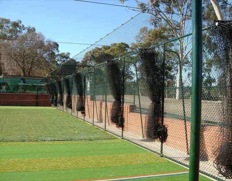 park sport net fence Melbourne