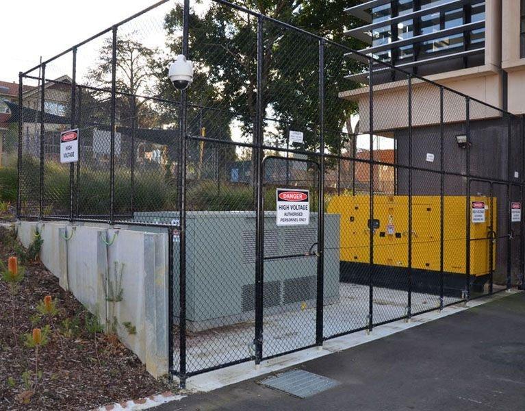 power unit wire fence Melbourne