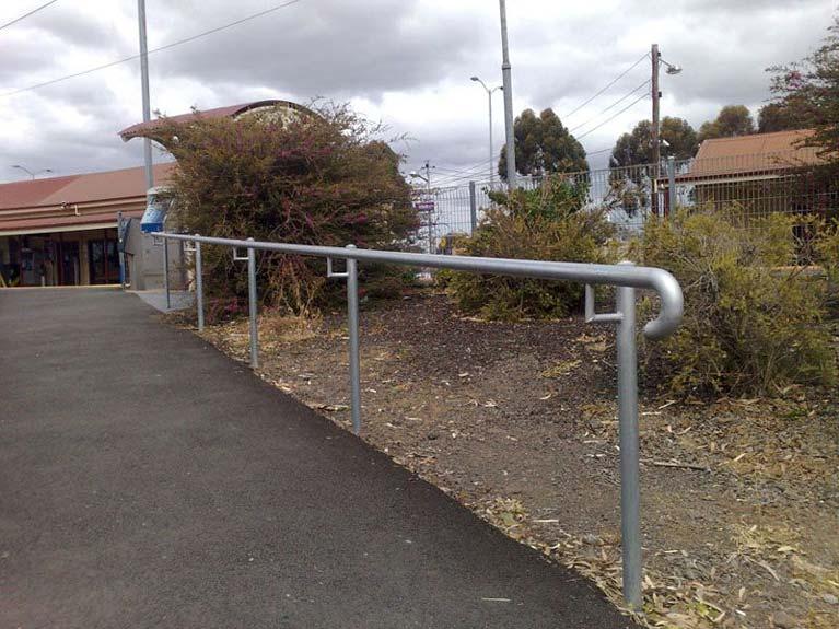 safety rail Melbourne