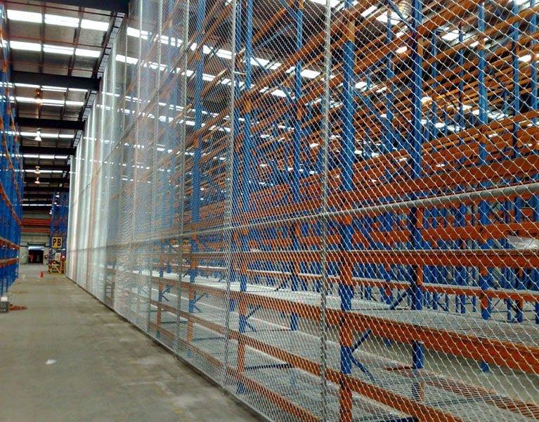 storage wire fence Melbourne
