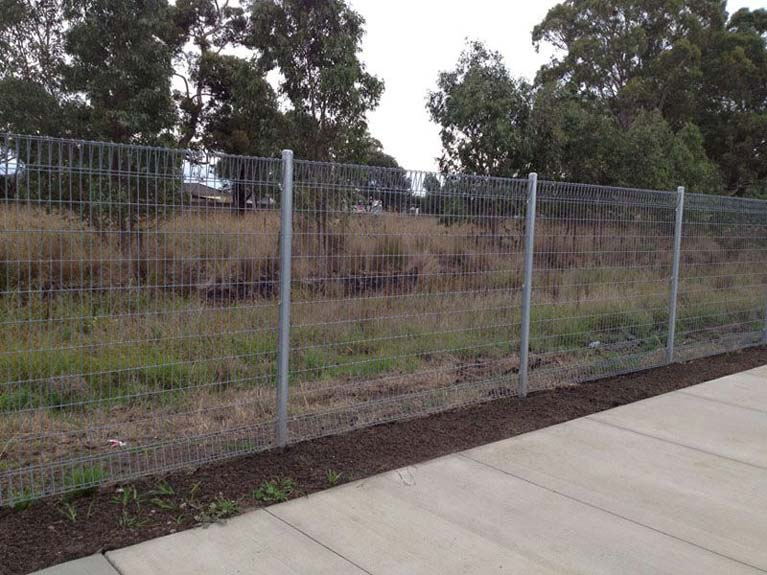 welded mesh fence Melbourne