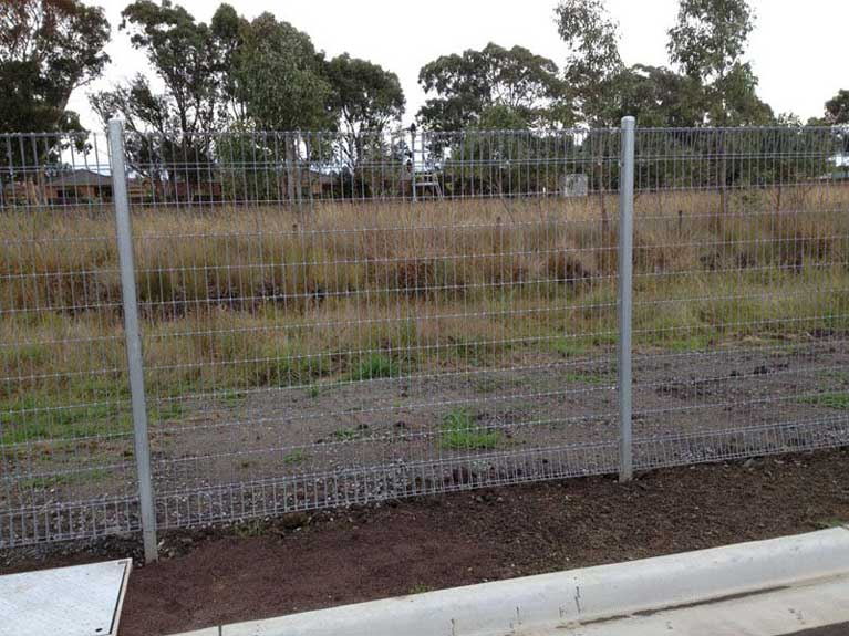 welded mesh fencing Melbourne