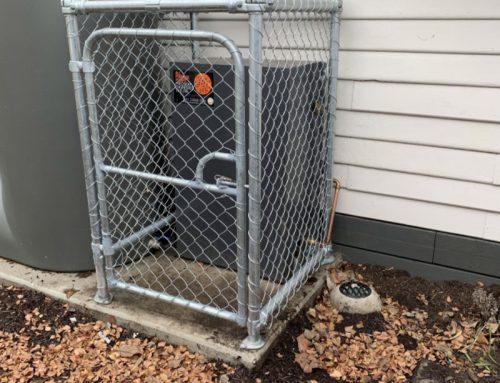 Storage Enclosures – Fencing