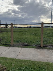 chain wire security fencing moorabbin melbourne