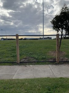 sports fencing chain link melbourne