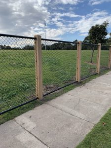 sports fencing chain link moorabbin melbourne