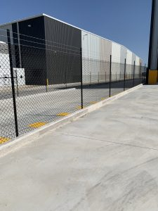 chain wire security fencing melbourne