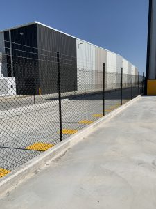 Melbourne security fencing