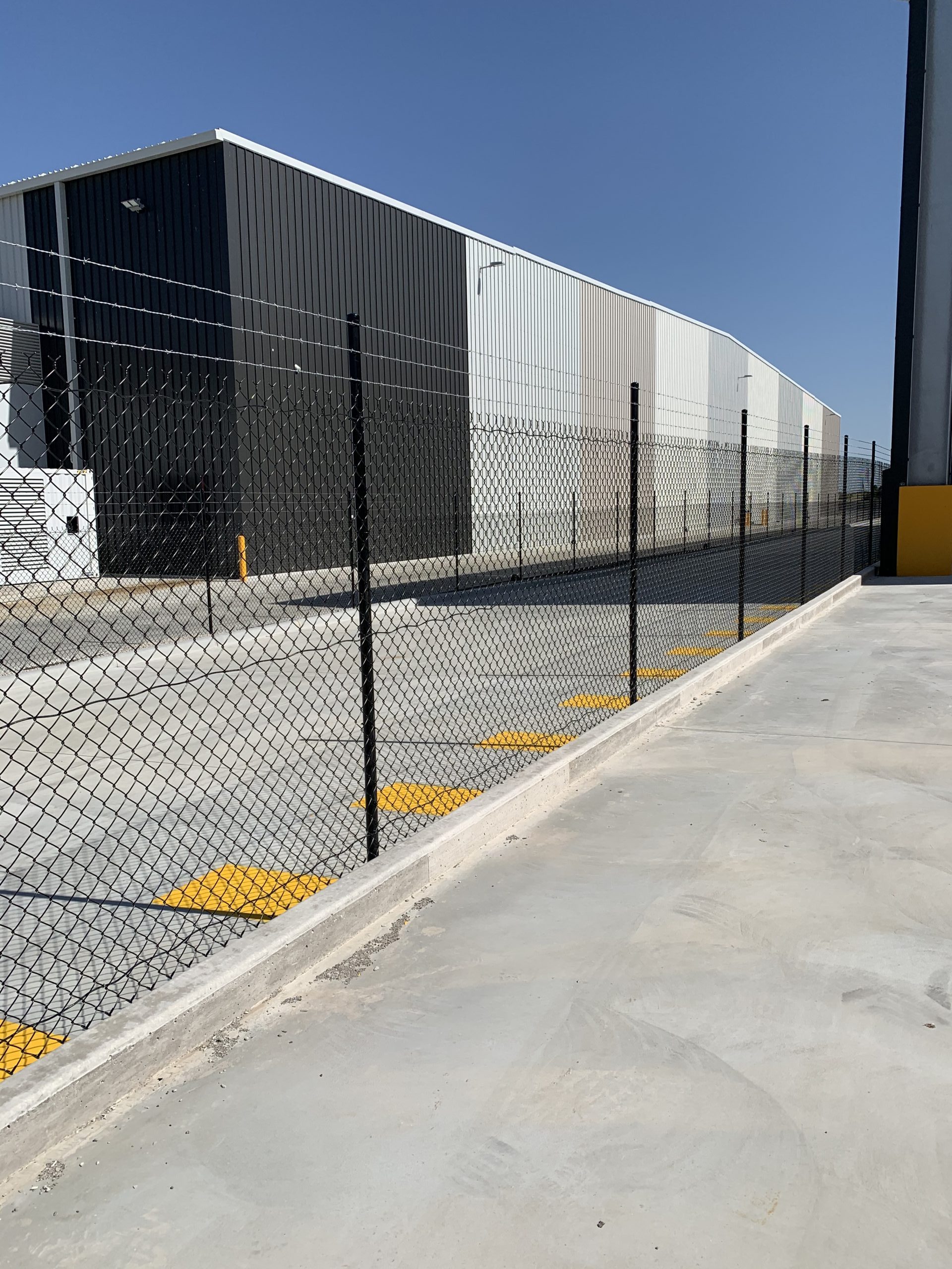 Melbourne security fencing