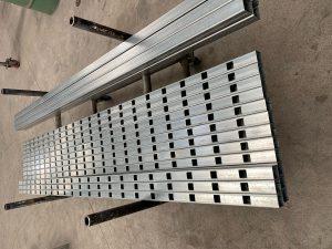 Australian made steel fencing