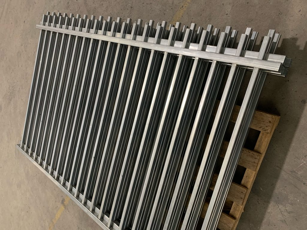 Australian made powder coated steel stainless steel