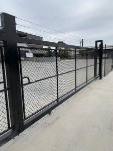Sliding security gate Melbourne
