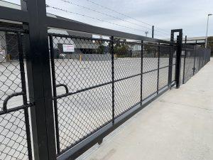 chain wire gates melbourne