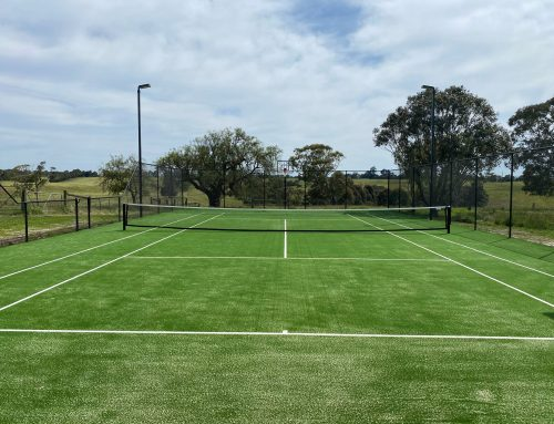 Tennis Court Fencing in Melbourne, Victoria
