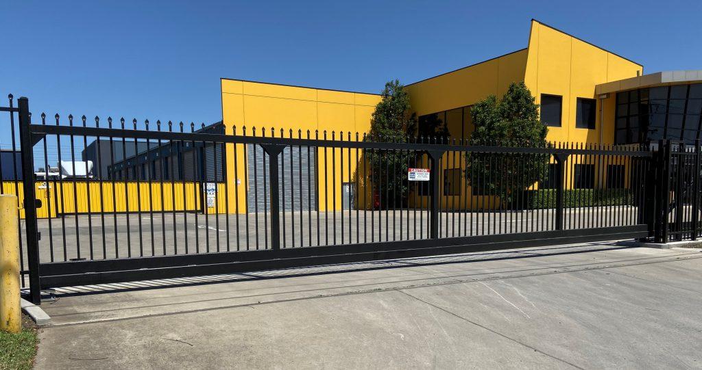 automatic gates Melbourne