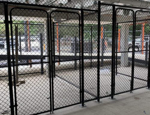 Chain Link Security Enclosures In Truganina, Melbourne