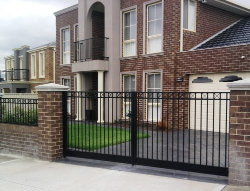 Automatic Residential Gates In Melbourne