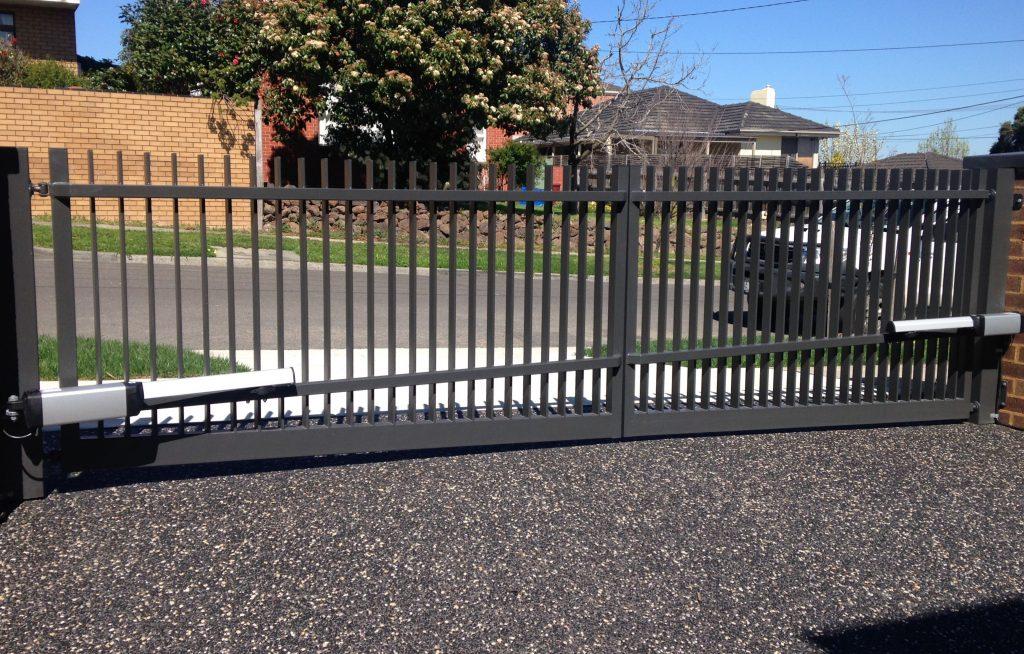 automatic domestic gates