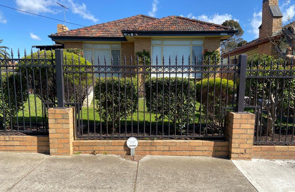 garden fence melbourne