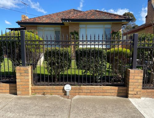 Garden Fencing In Melbourne