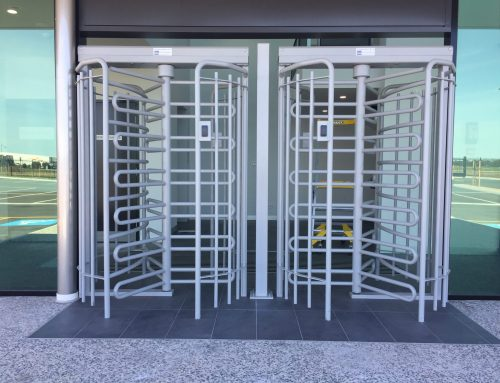 Metal Turnstiles In Melbourne