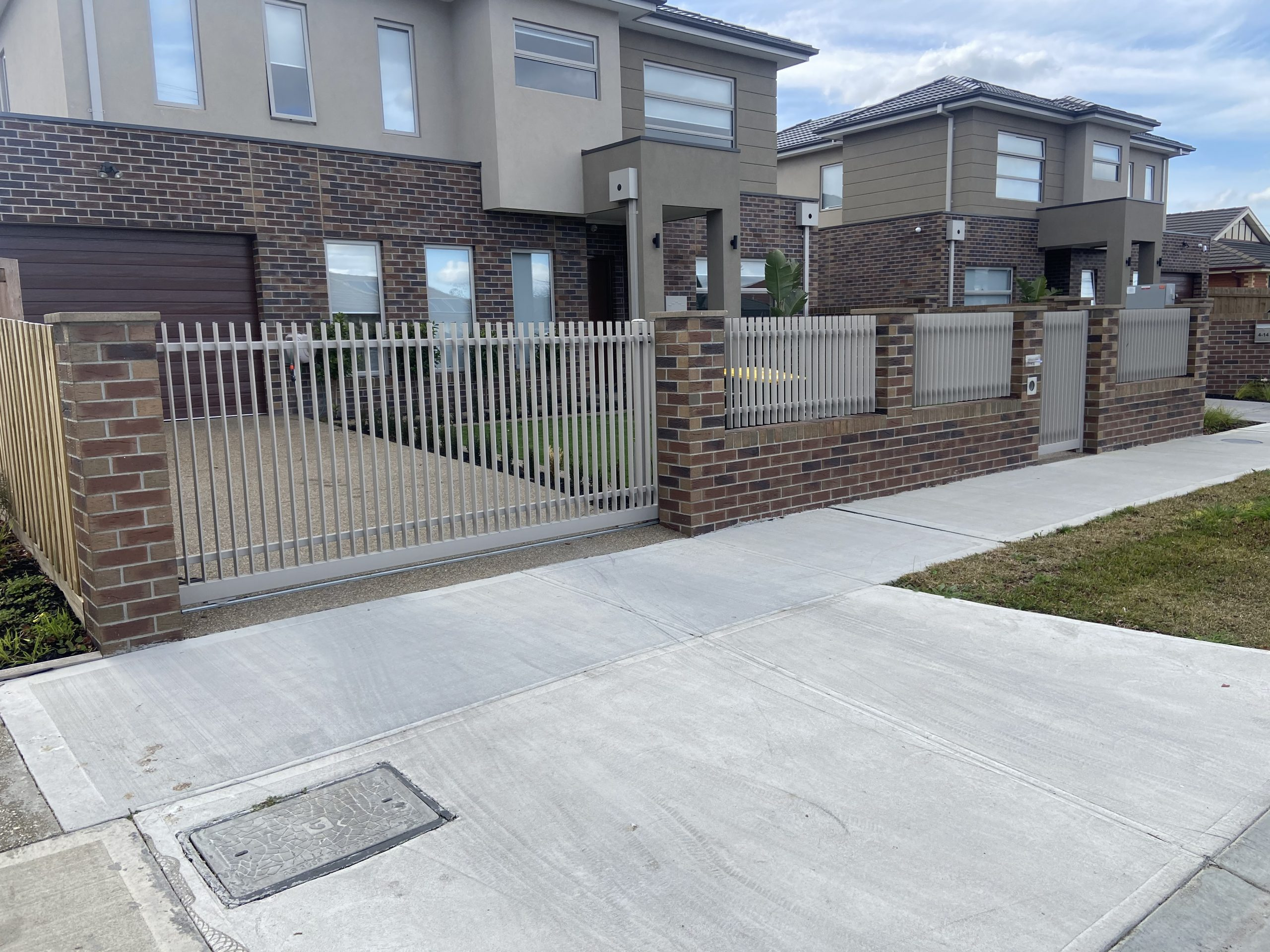 residential decorative fencing