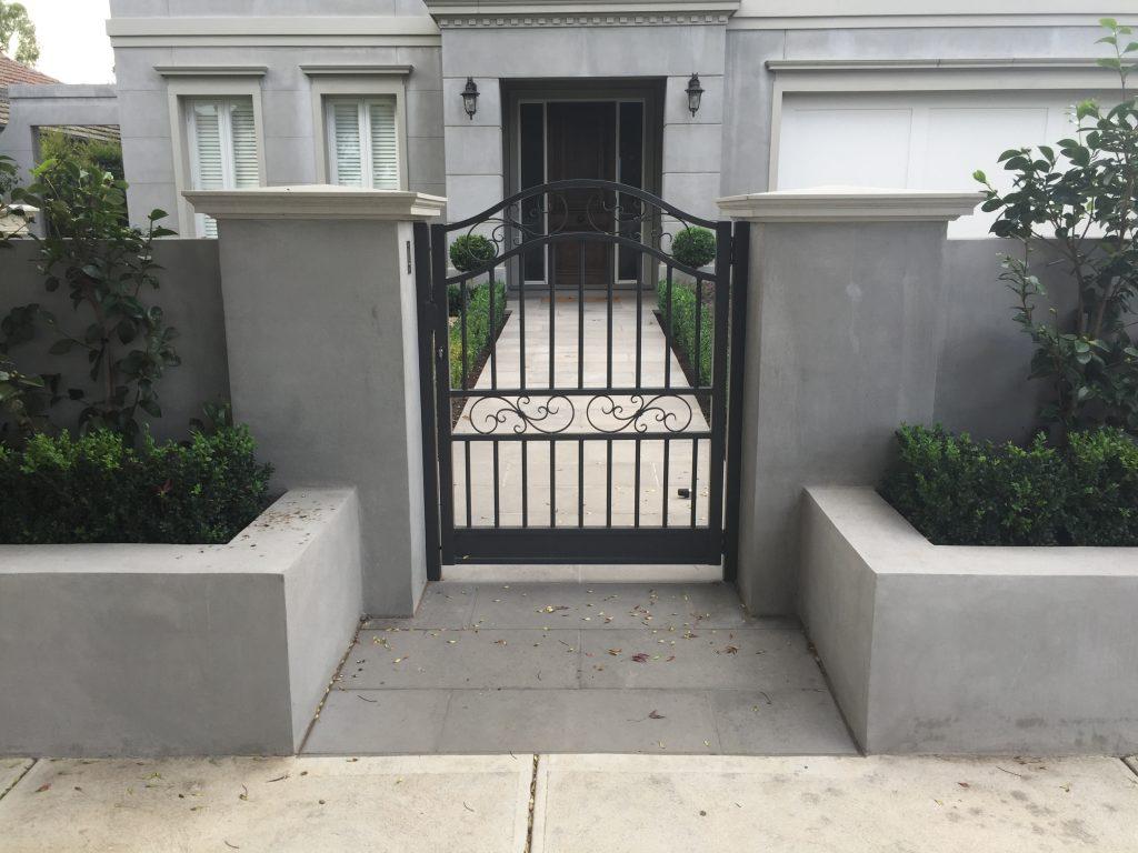 gates in melbourne suburbs
