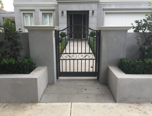 Fencing In Melbourne Suburbs