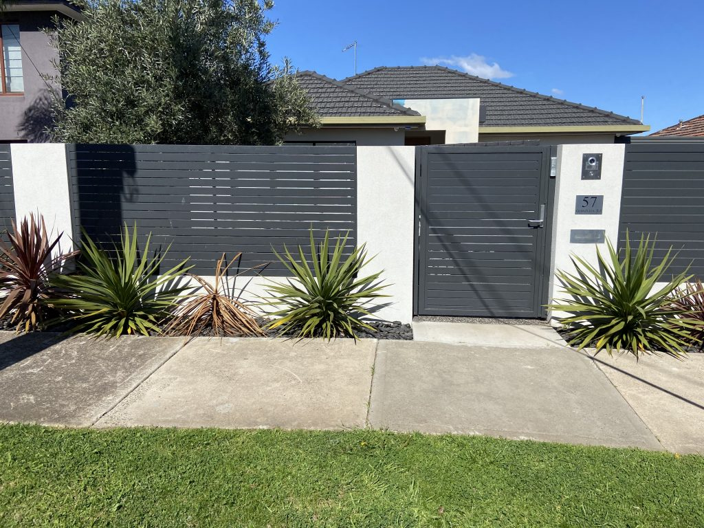 Fencing Melbourne suburbs